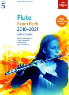 ABRSM Grade 5 - FLUTISTRY BOSTON