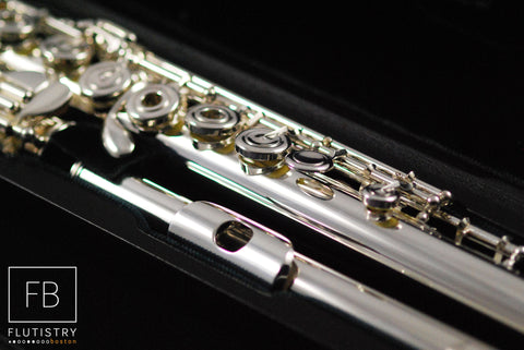 Altus Flute - 1707PS - FLUTISTRY BOSTON