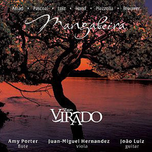 Mangabeira CD (Trio Virado) - FLUTISTRY BOSTON