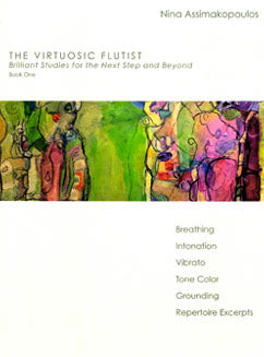 Assimakopoulos, N. - The Virtuosic Flutist - FLUTISTRY BOSTON