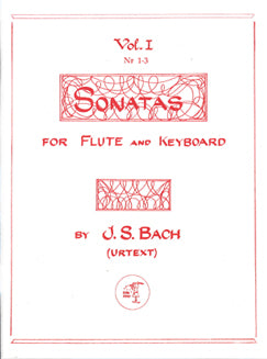 Bach, J.S. - Sonatas Vol. I. - FLUTISTRY BOSTON