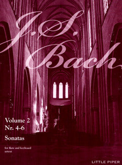 Bach, J.S. - Sonatas - Vol II - FLUTISTRY BOSTON