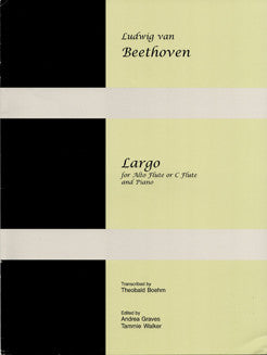 Beethoven, L.v. - Largo - FLUTISTRY BOSTON