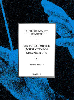 Bennett, R. - Six Tunes for the Instruction of Singing-birds - FLUTISTRY BOSTON