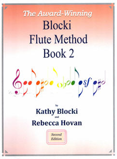 Blocki, K. - Blocki Flute Method Book 2 - FLUTISTRY BOSTON
