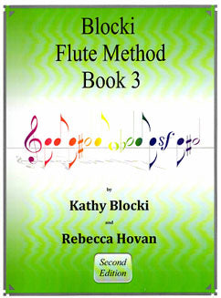 Blocki, K. - Blocki Flute Method Book 3 - FLUTISTRY BOSTON