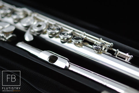 Brannen Flute - Silver (soldered) - FLUTISTRY BOSTON