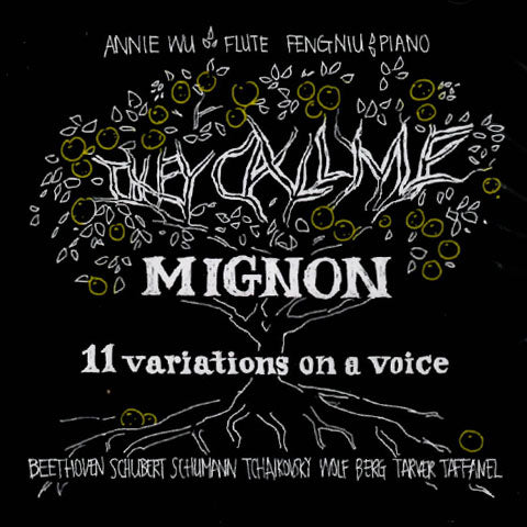 They Call Me Mignon CD (Annie Wu)