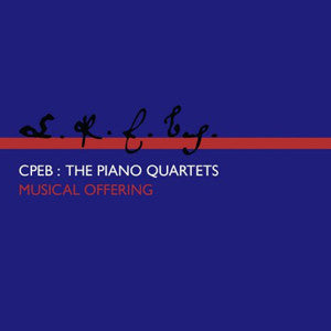 CPEB: The Piano Quartets CD (Sarah Paysnick) - FLUTISTRY BOSTON