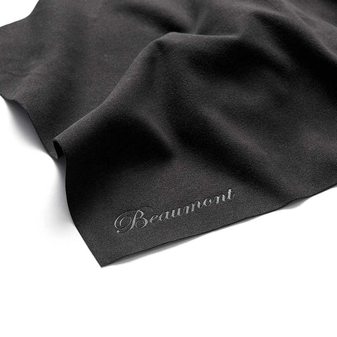 Beaumont Large Microfibre Cloth- Symphonic Black