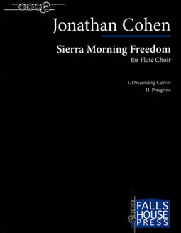 Cohen, J. - Sierra Morning Freedom - FLUTISTRY BOSTON