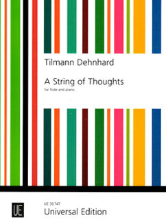 Dehnhard, T. - A String of Thoughts