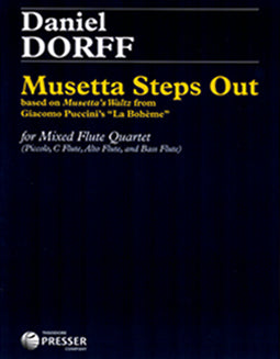 Dorff, D. - Musetta Steps Out