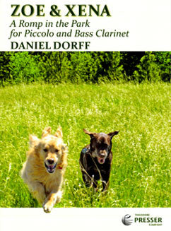 Dorff, D. - Zoe & Xena: A Romp in the Park
