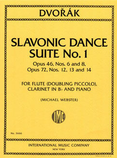 Dvorak, A. - Slavonic Dance Suite No. 1