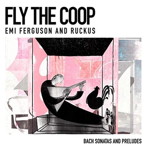 Fly the Coop CD (Emi Ferguson)