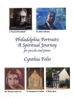 Folio, C. - Philadelphia Portraits: A Spiritual Journey