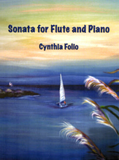 Folio, C. - Sonata for Flute and Piano