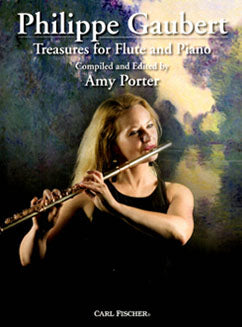 Gaubert, P. - Treasures for Flute and Piano