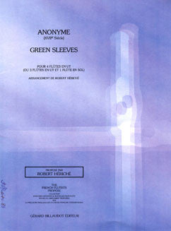 Greensleeves - FLUTISTRY BOSTON