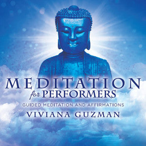 Meditation for Performers CD (Viviana Guzmán) - FLUTISTRY BOSTON