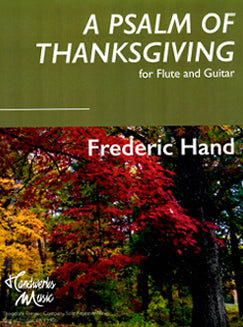 Hand, F. - A Psalm of Thanksgiving - FLUTISTRY BOSTON