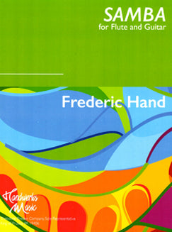 Hand, F. - Samba - FLUTISTRY BOSTON