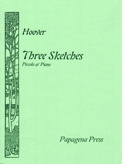 Hoover, K. - Three Sketches