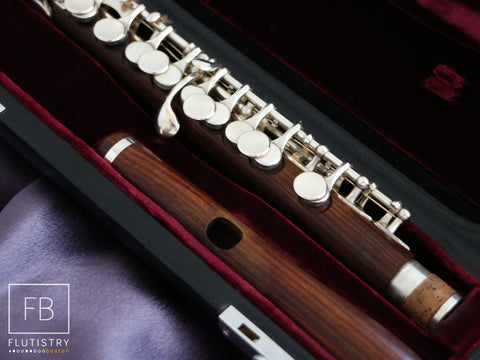 Powell Piccolo - Tigerwood - #9448