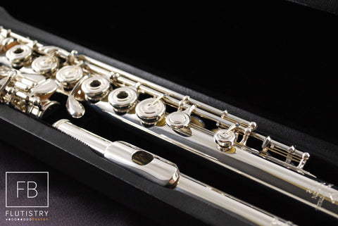Powell Flute - Silver - #14132