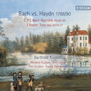 Bach vs. Haydn CD (Barthold Kuijken) - FLUTISTRY BOSTON