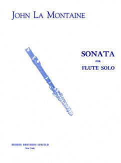 La Montaine, J. - Sonata - FLUTISTRY BOSTON