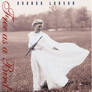 Free as a Bird CD (Rhonda Larson)