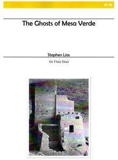 Lias, S. - The Ghosts of Mesa Verde - FLUTISTRY BOSTON