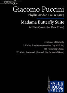 Puccini, G. - Madama Butterfly Suite - FLUTISTRY BOSTON