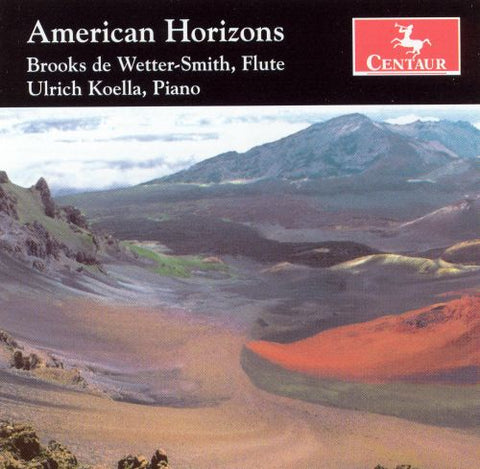 American Horizons (Brooks de Wetter-Smith)