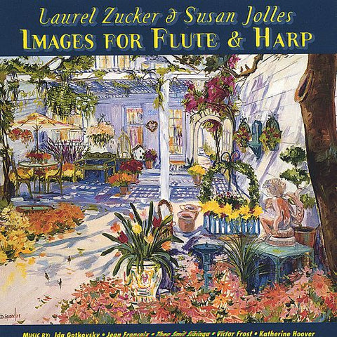 Images for Flute & Harp (Laurel Zucker)