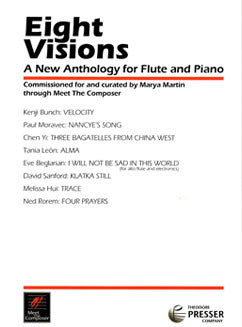 Eight Visions: A New Anthology for Flute and Piano