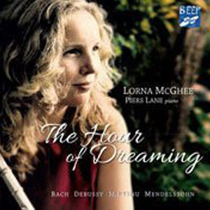 The Hour of Dreaming CD (Lorna McGhee) - FLUTISTRY BOSTON