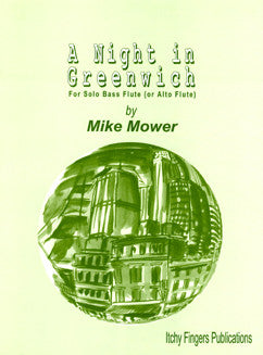 Mower, M. - A Night in Greenwich - FLUTISTRY BOSTON