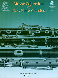 Moyse, L. - Moyse Collection of Easy Flute Classics - FLUTISTRY BOSTON
