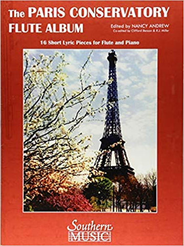 The Paris Conservatory Flute Album