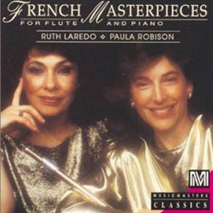 French Masterpieces CD (Paula Robison)