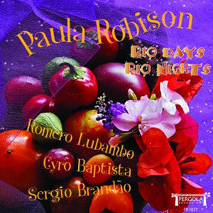 Rio Days Rio Nights CD (Paula Robison)