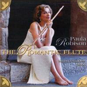 The Romantic Flute CD (Paula Robison)
