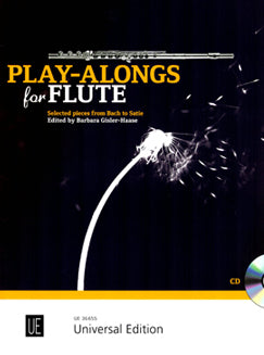 Gisler-Haase, B. - Play-Alongs for Flute - FLUTISTRY BOSTON