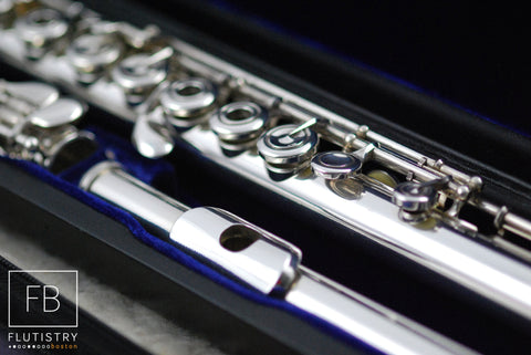 Powell Flute - Silver - #3908