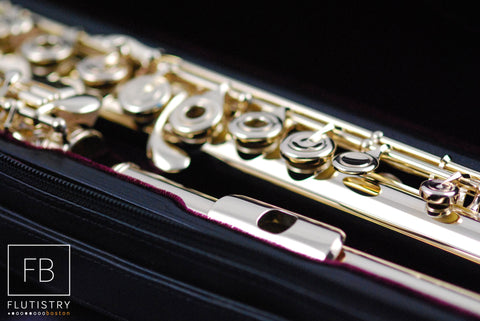 Powell Flute - 10k Gold - FLUTISTRY BOSTON