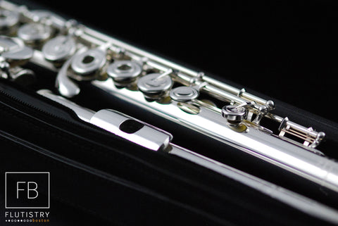 Powell Flute - Silver
