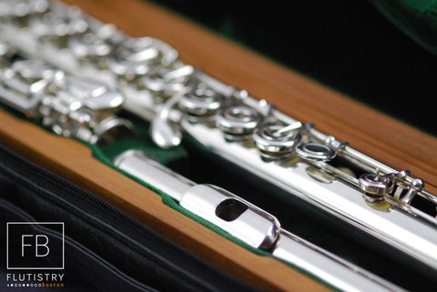 Powell Flute - Signature - #2391 - FLUTISTRY BOSTON
